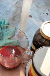 prepare dye
