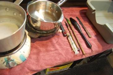pole painting tools