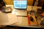 recording and mixing