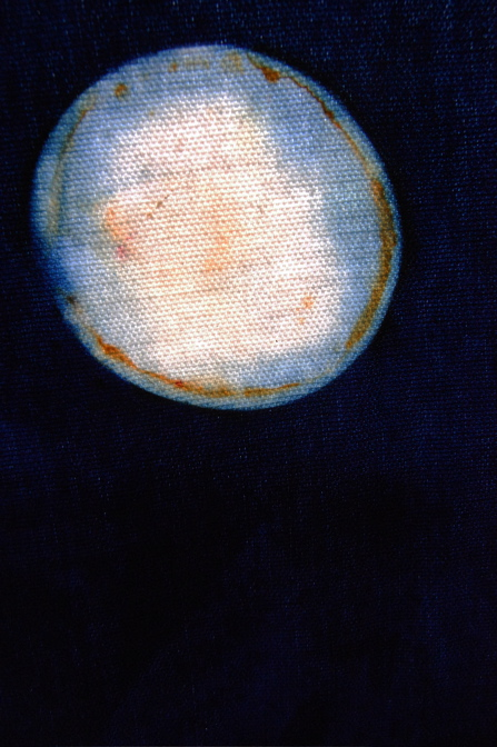 indigo moonrise (with rust)