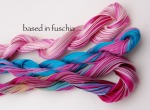 based in fuschia