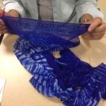 understanding shibori on various fabrics