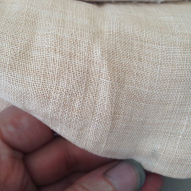 weave matters-this linen is really old