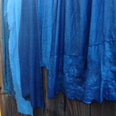 plus indigo-old cloth reawakened